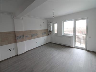 Apartament 3 camere finisate, etaj 2, 2 bai, 2 balcoane,  Buna Ziua