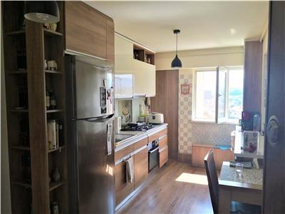 Apartament modern cu panorama, parcare, mobilat si utilat, Marasti!