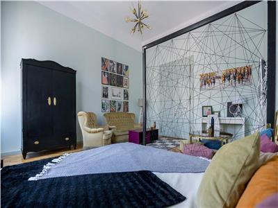 Apartament de lux,la cheie, in cladire interbelica in centrul orasului