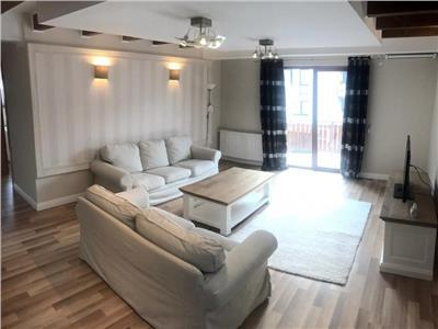 Apartament modern cu 5 camere, 147 mp, parcare privata Buna Ziua