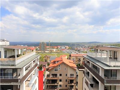 Apartament FINISAT Sophia Residence, parcare inclusa si panorama!