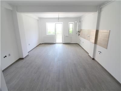 3 camere FINISATE, etaj 1, 2 bai, 2 balcoane, bloc nou, Buna Ziua