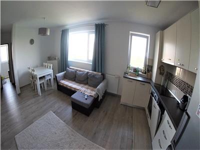 Apartament spatios cu 2 camere, cu pat matrimonial, 3 min. de Iulius