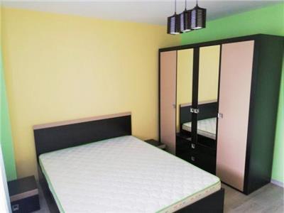 Apartament modern in bloc NOU, cu Terasa si Parcare, zona Intre Lacuri