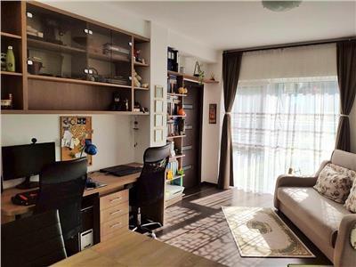 Apartament 2 camere, mobilat si utilat, cu parcare, Manastur