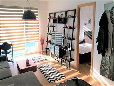 Apartament modern cu parcare subterana in Viva City, zona Iulius Mall