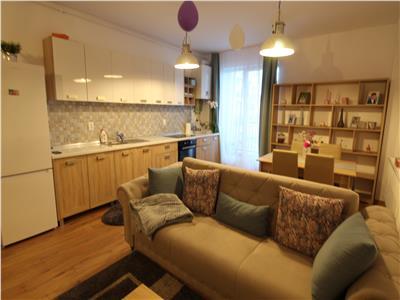 Apartament mobilat si utilat -LA CHEIE - Parcare subterana, Hotel Gala