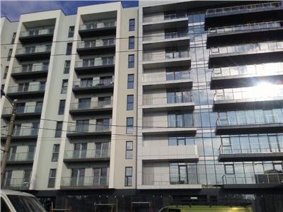 Apartament 1 camera semifinisat, etaj 2, parcare subterana, Marasti