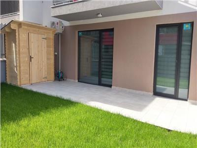 Apartament LUX cu Gradina + 2 parcari private, Bella Vista, Buna Ziua
