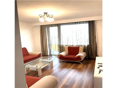 Apartament cu 3 camere decomandate, mobilat/utilat, Albac, Gheorgheni